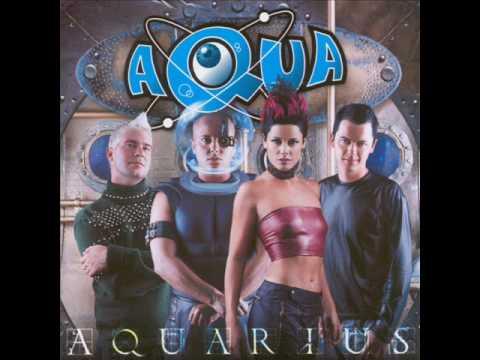 Tekst piosenki Aqua - Back From Mars po polsku