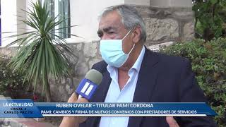 GACETILLA DE PRENSA: LAMMENS Y GILL VISITARON PUNILLA