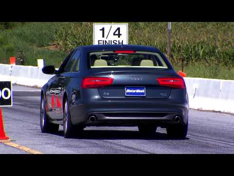 Road Test: 2012 Audi A6 3.0T quattro