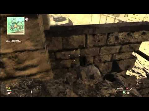 MW3: Best Infected and Hiding spots (Dome, Arkaden, Seatown, Underground)