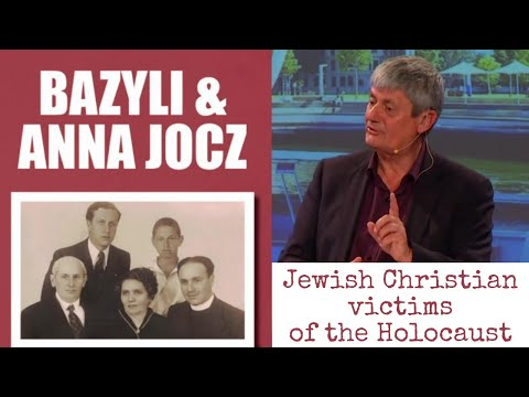 Bazyli & Anna Jocz: Jewish Christian Victims of the Holocaust