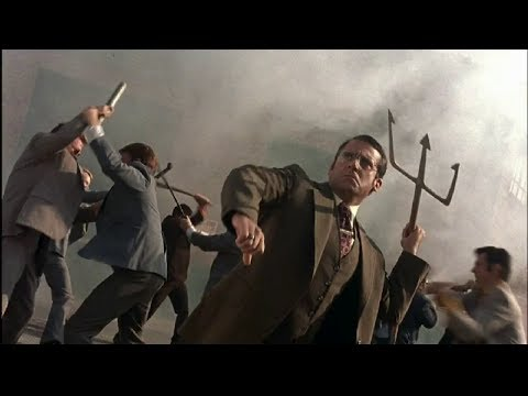 Best Bits: Anchorman 1 & 2 Fight Scenes