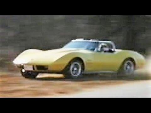 '75 Corvette C3 in Walking Tall Part II