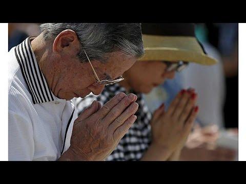 Ιαπωνία: 70 χρόνια από το «πυρηνικό ολοκαύτωμα» της Χιροσίμα