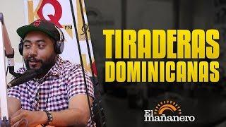 Ariel Santana – Las tiraderas en Dominicana Vs otros paises