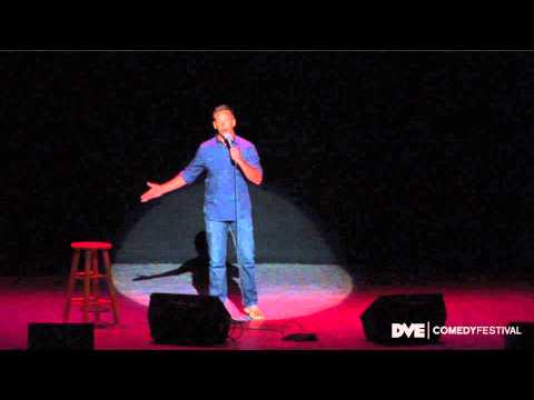DVE Comedy Festival - Bill Crawford - Airport