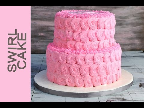蛋糕裝飾方法