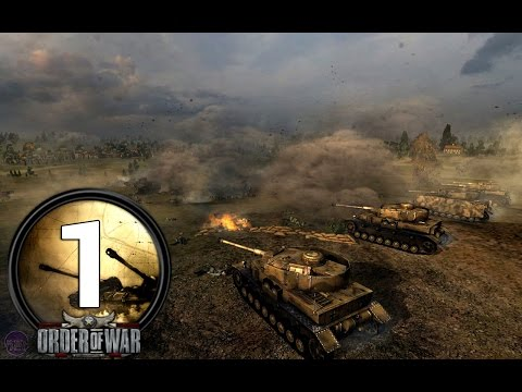 Order of War : Germany - Mission 1 (Jaws of Death)