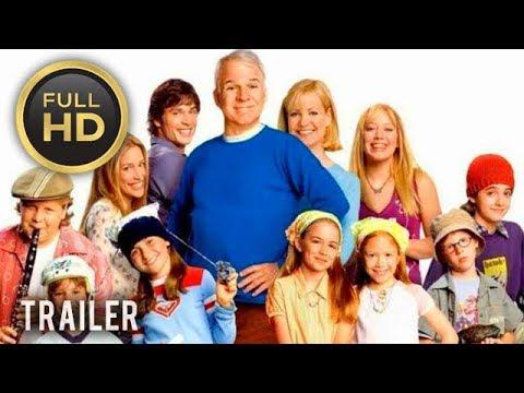 🎥 CHEAPER BY THE DOZEN (2003)   Full Movie Trailer   Full HD   1080p