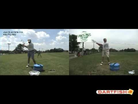 Chicago Golf Lessons Rope Snap Drill Progression by PGA Pro lou Solarte
