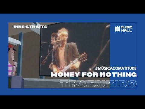Dire Straits - Money For Nothing Clipe Oficial LegendadoTraduццёo