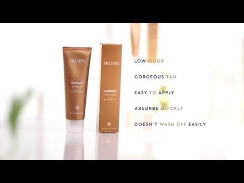 Nu Skin propone una nueva forma de broncear la piel