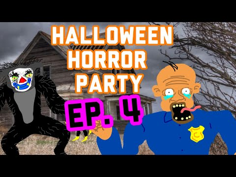 Halloween Horror Party (ep. 4)