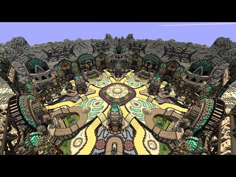 Mystic Hub Minecraft Project