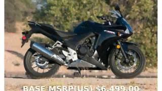 2. 2013 Honda CBR 500R ABS  motorbike Info