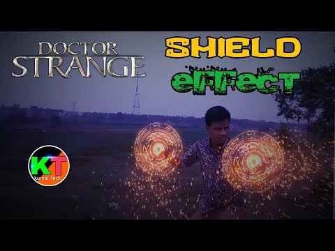 How to Make Dr  Strange shild Effect in kinemaster#KumarTech#Tutorial
