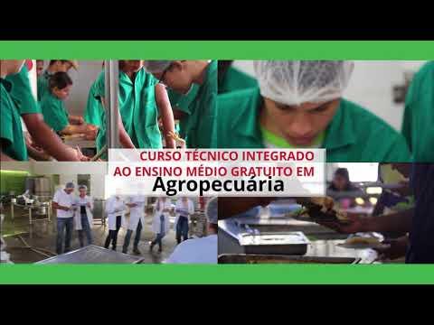 Processo Seletivo 2018 São Vicente Técnico em Agropecuária