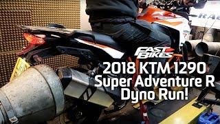 9. 2018 KTM 1290 Super Adventure R - Dyno Run!