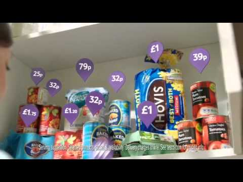 Tesco Commercial (2014) (Television Commercial)