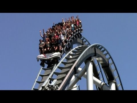 Silver Star off-ride HD Europa Park