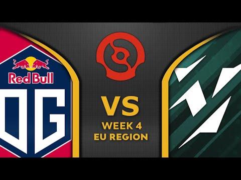 OG vs VIKIN.GG - SUPER SERIES! - DPC 2021 EU WINTER LEAGUE Dota 2 Highlights