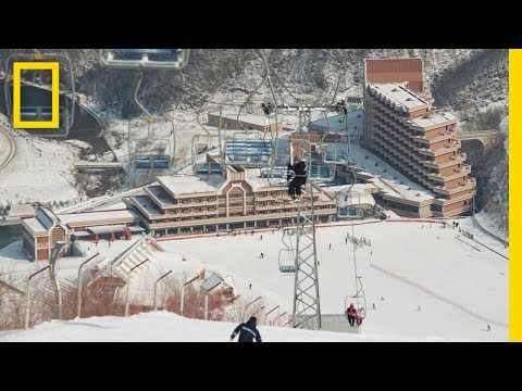 This Is What It's Like Inside North Korea's Luxury Ski Resort | Short Film Showcase (2017) [1080p]