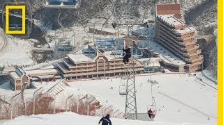 Video This Is What It's Like Inside North Korea's Luxury Ski Resort | Short Film Showcase MP3, 3GP, MP4, WEBM, AVI, FLV Januari 2019