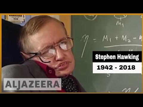 🇬🇧 Stephen Hawking dies at age 76 | Al Jazeera English