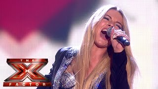 Video Louisa sings her Song of the Series  | The Final Results | The X Factor 2015 MP3, 3GP, MP4, WEBM, AVI, FLV Agustus 2018