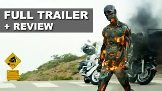 Nonton Terminator Genisys Official Trailer 2   Trailer Review   Beyond The Trailer Film Subtitle Indonesia Streaming Movie Download