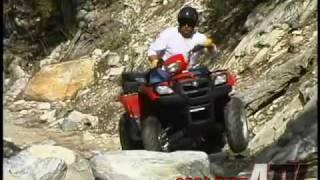 9. ATV Television Test - 2004 Suzuki Vinson