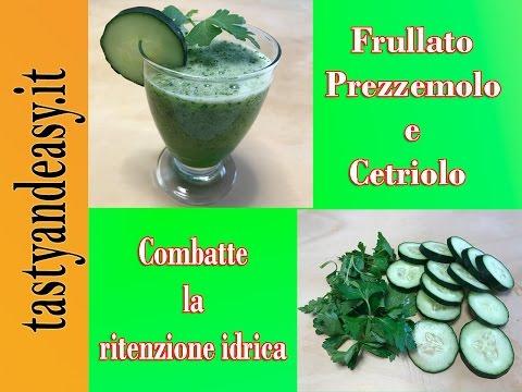 il cetriolo, il diuretico naturale numero uno!