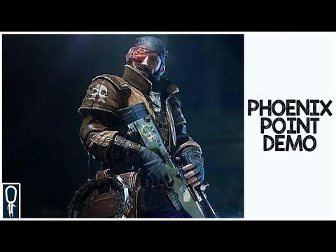 PHOENIX POINT Gameplay Demo From XCOM'S Creator! [Pre-Alpha Development Build] (видео)
