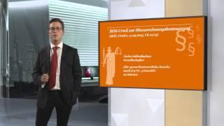 Neues aus München und Luxemburg: Ausgewählte Rechtsprechung präsentiert von Thomas Schänzle, Partner bei PwC