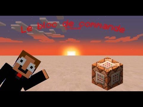 Minecraft Tuto le Block de