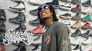 Video Wiz Khalifa Goes Sneaker Shopping With Complex MP3, 3GP, MP4, WEBM, AVI, FLV Februari 2019