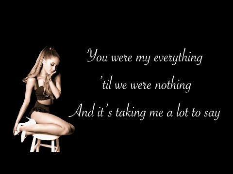 Ariana Grande My Everything S Mp3 Download