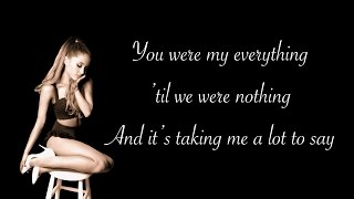 Download lagu Ariana Grande My Everything Mp3