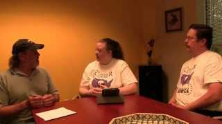 Rome (NY) United States  City pictures : Conquer Chiari Interview - Walk Across America September 20, 2014 in Rome, NY