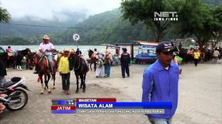 Magetan Indonesia  city photos : NET JATIM - Keindahan wisata alam Telaga Sarangan di Magetan