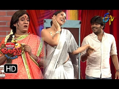 Hyper Aadi, Raising Raju Performance | Jabardasth | 2nd August 2018 | ETV  Telugu