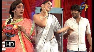 Hyper Aadi, Raising Raju Performance | Jabardasth | 2nd August 2018 | ETV  Telugu
