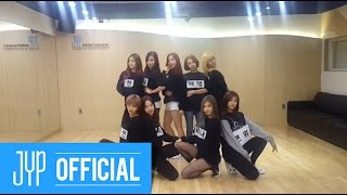 "Video TWICE(트와이스) ""OOH-AHH하게(Like OOH-AHH)"" Dance Practice NAME TAG Ver. MP3, 3GP, MP4, WEBM, AVI, FLV Desember 2017"