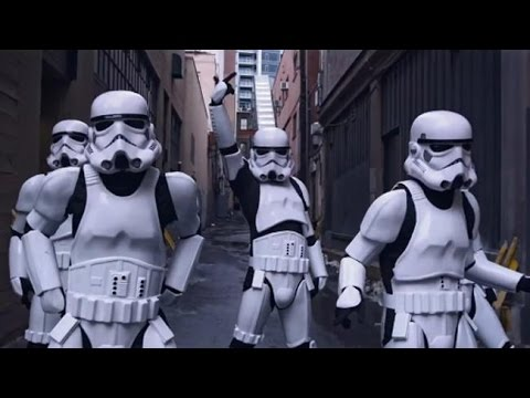 Video CAN'T STOP THE FEELING! - Justin Timberlake (Stormtroopers Dance Moves & More) PT 1 download in MP3, 3GP, MP4, WEBM, AVI, FLV January 2017