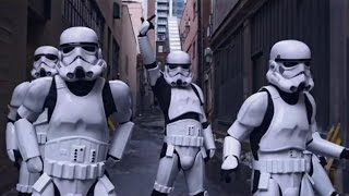 CAN'T STOP THE FEELING! - Justin Timberlake (Stormtroopers Dance Moves & More) PT 1