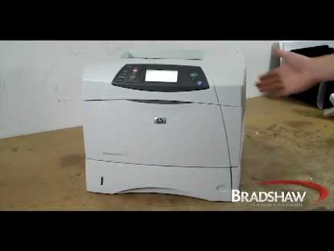 HP 4250 Printer Refurbishment