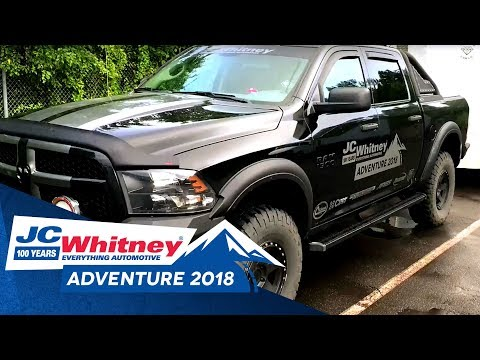 JC Whitney Adventure Truck Build Review