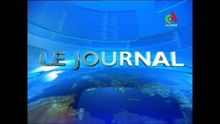 JT 12H: 21-04-2019 Canal Algérie