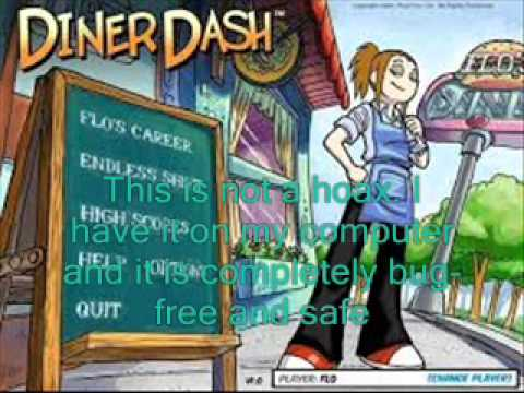 Diner Dash 1 (the Original) Download For PC (2019 And Still Working!)