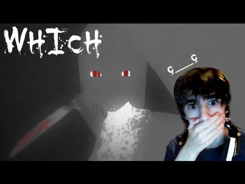 Lei e' terrificante çç - which - indie horror [in webcam live]